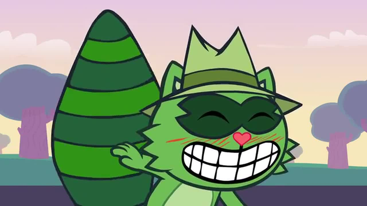 Buns Of Steal (Ep #81) - Happy Tree Friends - Mondo
